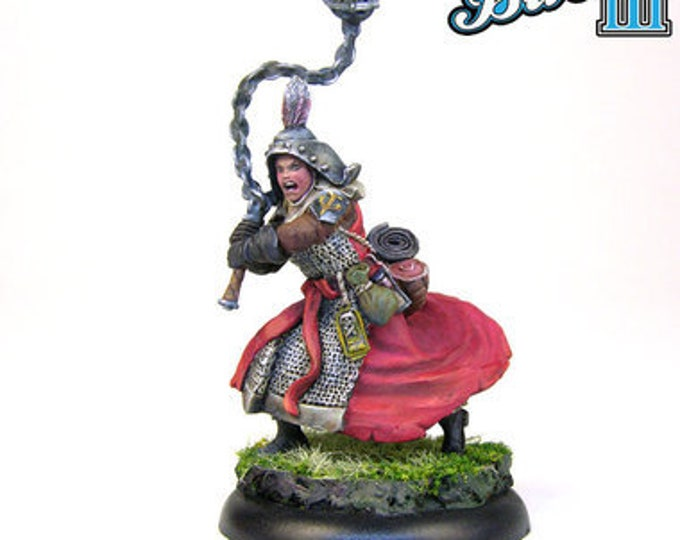 10061: Sister Marion Weebley - Bombshell Miniatures