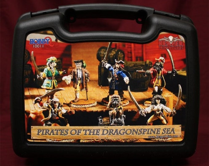 10011: Pirates of the Dragonspine Sea - Reaper Miniatures