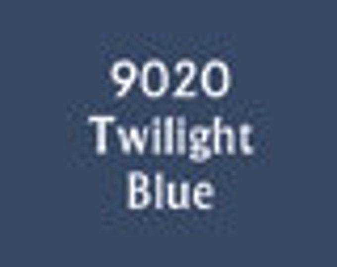 09020: Twilight Blue - MSP Core Colors - Reaper Miniatures