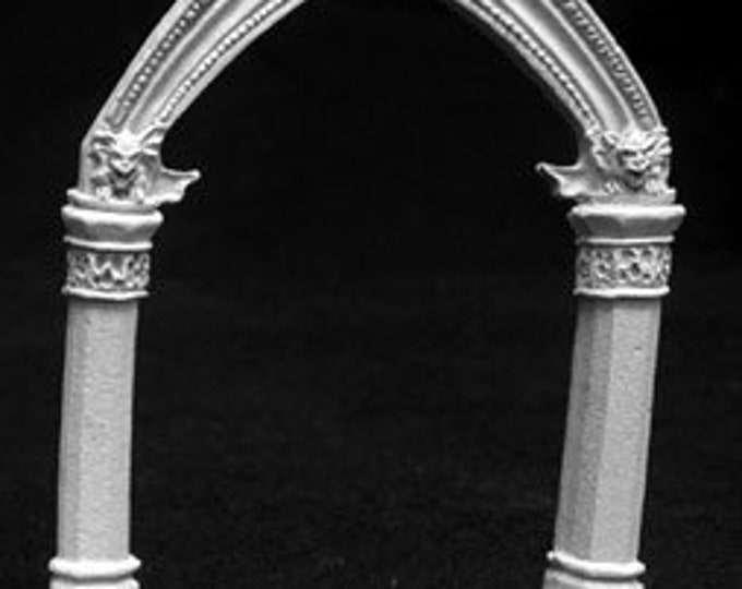 02703: Gothic Archway - Reaper Miniatures