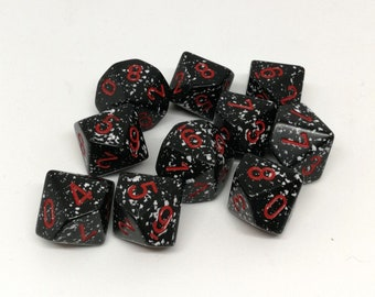 10d10 Speckled: Space - CHX25108 - Chessex