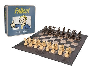 Chess: Fallout - USAopoly