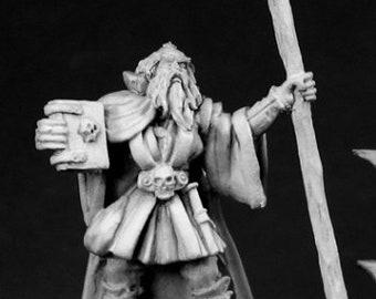 02307: Jos Gebblar - Reaper Miniatures