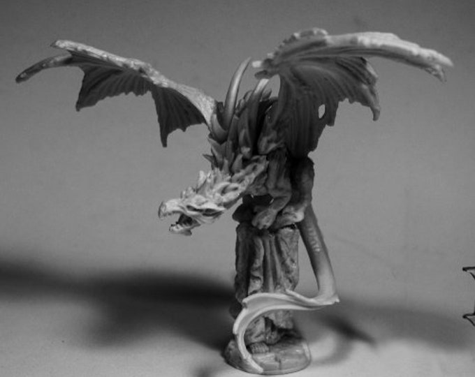 Temple Dragon - 77503 - Reaper Miniatures