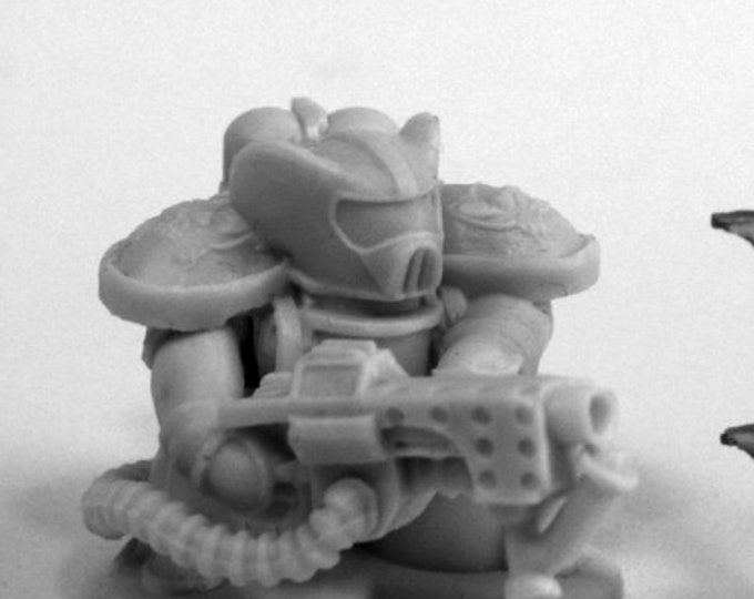 80086: Space Mousling Flamer - Reaper Miniatures