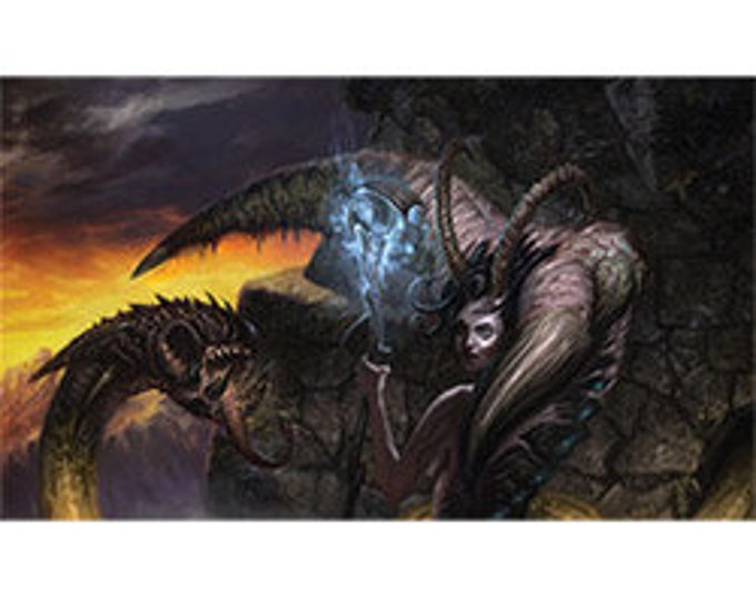 Playmat: Servant of the Dragon - ACT20 - Action Sports