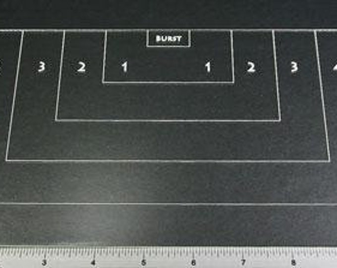 Blast Template B - LITKO Game Accessories