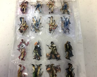 Flat Pack Miniatures: Deadlands Horde - ArcKnight