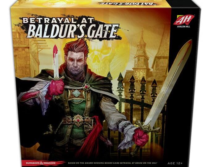 Betrayal at Baldur's Gate - Avalon Hill