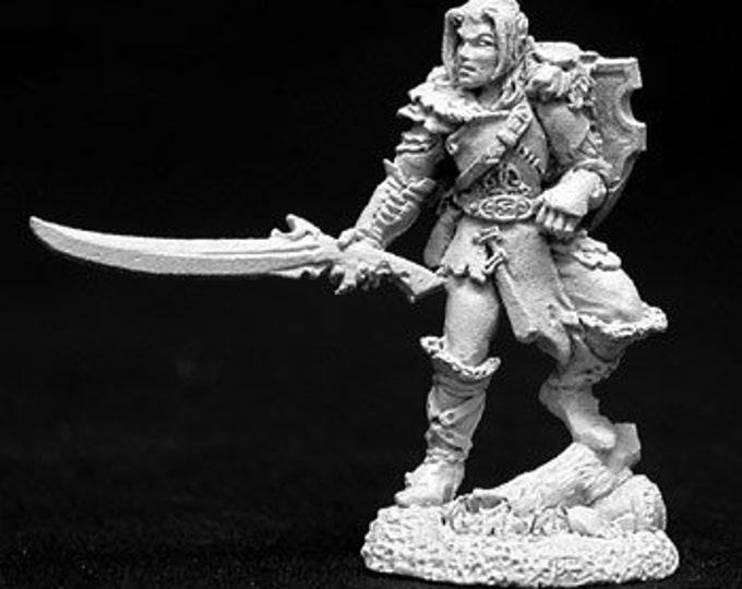 02692: Tolan, Male Druid - Reaper Miniatures