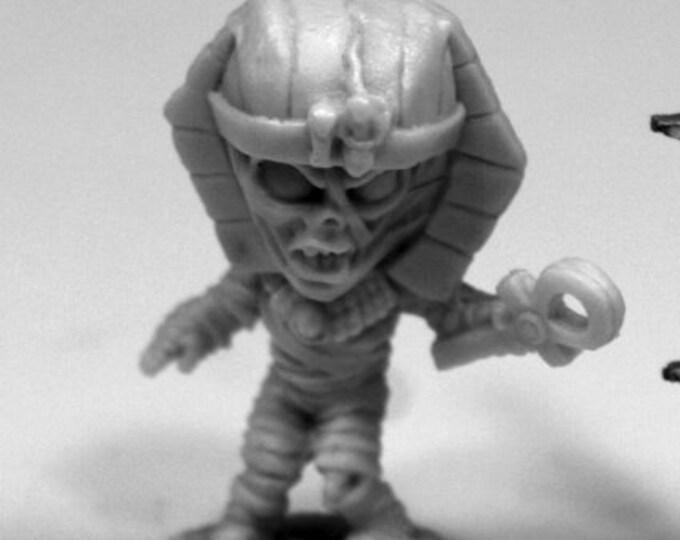 77597: Bonesylvanians - Tut - Reaper Miniatures