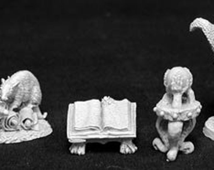 02652: Magic Treasures III - Reaper Miniatures