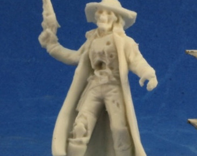 91005: Undead Outlaw - Reaper Miniatures