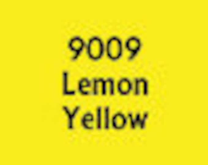 Reaper 09009: Lemon Yellow MSP Core Colors Master Series Paints - Reaper Miniatures