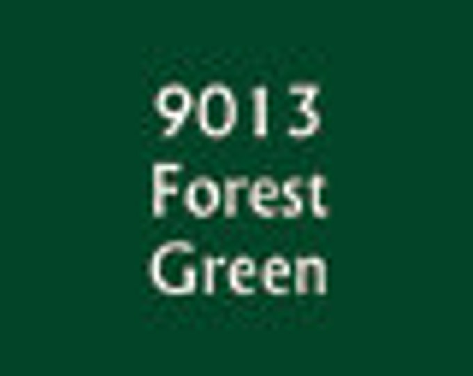 09013: Forest Green - MSP Core Colors - Reaper Miniatures