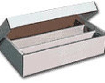 Box: Cardboard 3000 Super (Set of 25) - BCW3000 - BCW