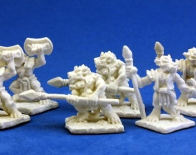 77010: Kobolds (6) - Reaper Miniatures