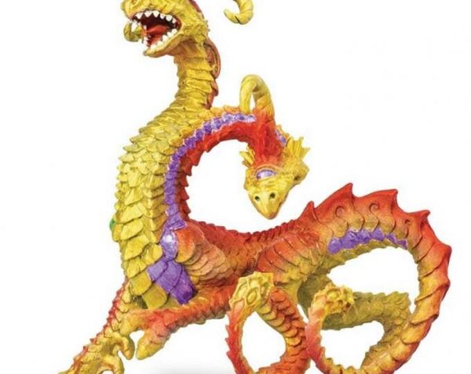 Safari Ltd 10144: Dragons - 2-Headed Dragon - Purchasing Collective