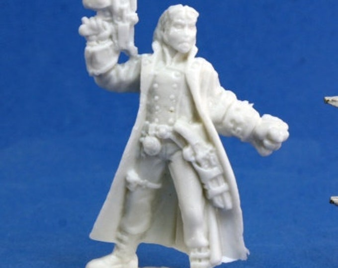 80005: Andre Durand - Reaper Miniatures