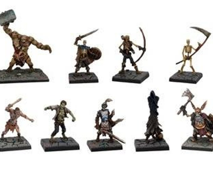 Deadzone: GCPS Faction Starter - Mantic Games