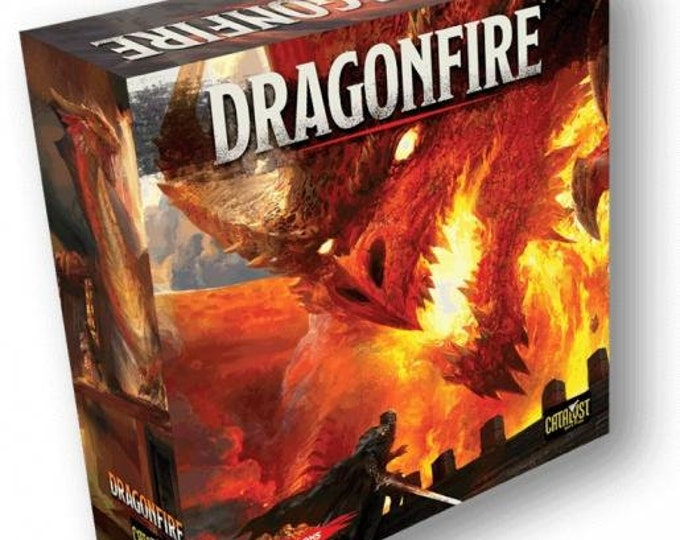 D&D: Dragonfire Deck Building Game - Catalyst Game Labs