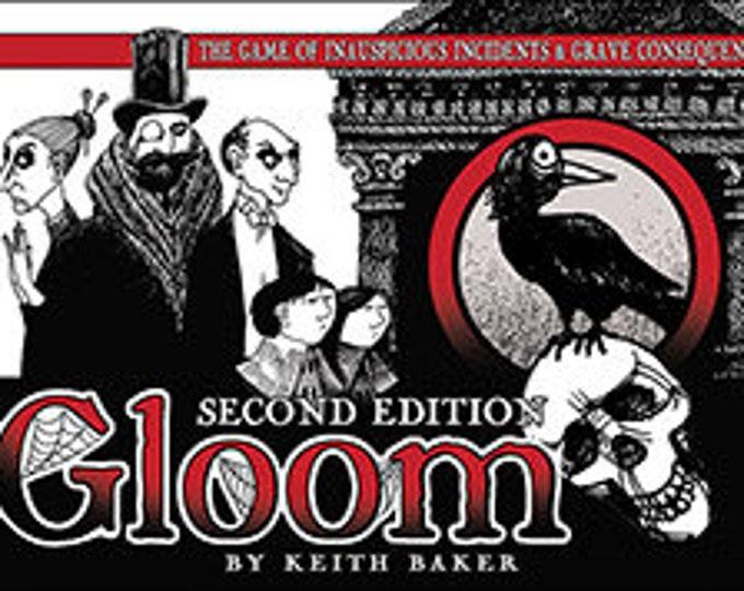 Gloom (2nd Edition) - Atlas Games