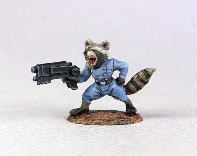 Bombshell 60018: Sidekicks - Warfare Wombat - Bombshell Miniatures