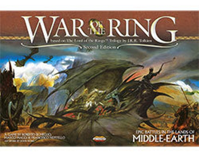 War of the Ring - Ares Games