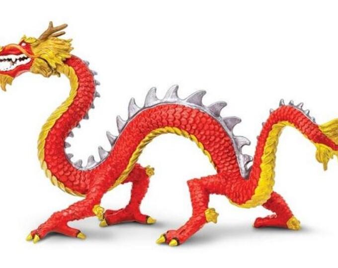 Safari Ltd 10135: Dragons - Horned Chinese Dragon - Purchasing Collective