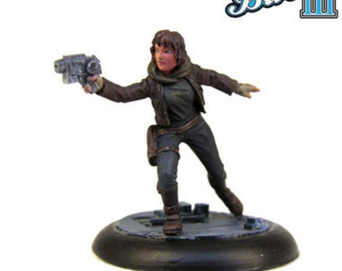 10056: Jenn Hadley - Bombshell Miniatures