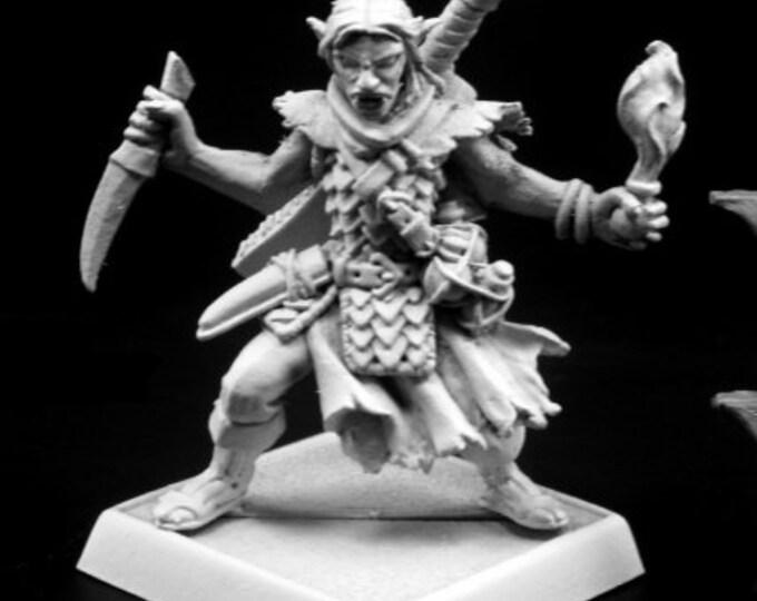 60190: Skreed Gorewillow - Reaper Miniatures