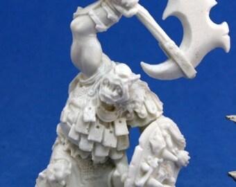77064: Kavorgh, Orc Warboss - Reaper Miniatures