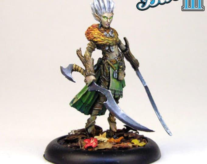 10063: Shaeldaryth Bladesong - Bombshell Miniatures