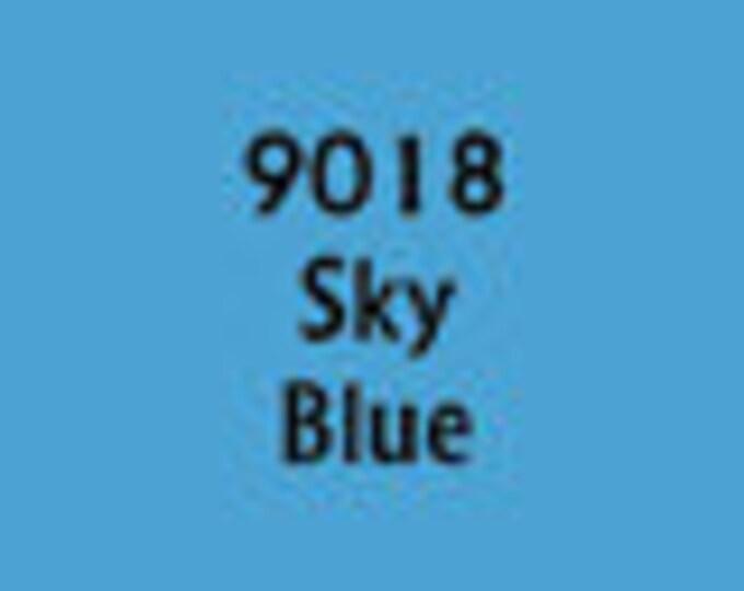 Reaper 09018: Sky Blue MSP Core Colors Master Series Paints - Reaper Miniatures