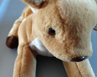 Whisper the Deer - Ty Beanie Babies - 1998