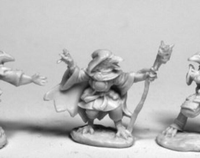 77471: Tengu (3) - Reaper Miniatures
