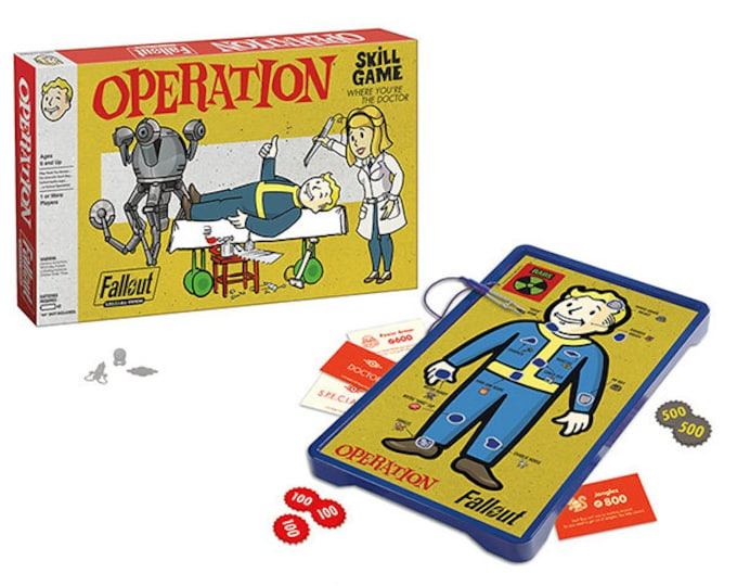 Operation: Fallout - USAopoly