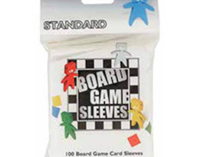 Card Sleeves: Board Game Sleeves- Standard (63x88mm) - ATM10406 - Arcane Tinmen