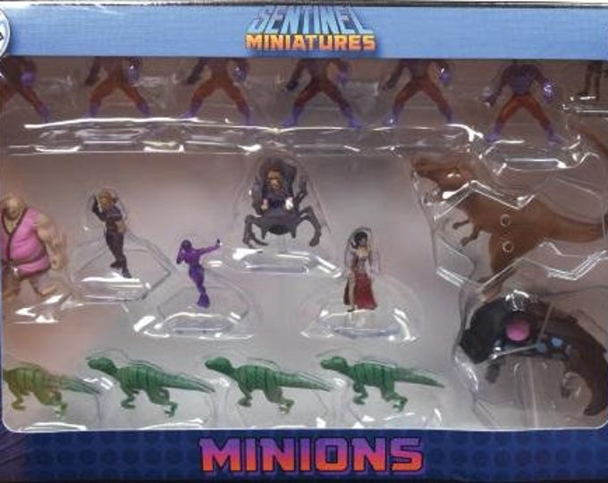 Sentinel Miniatures: Minions Miniature Pack (Pre-Painted) - Greater Than Games