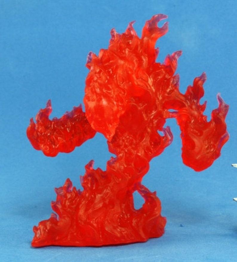 Reaper Bones 77081 Burning Sphere 3