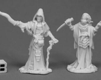 Cultist Priests (3) - 77518 - Reaper Miniatures