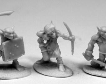 Goblin Skirmishers (6) - 77445 - Reaper Miniatures