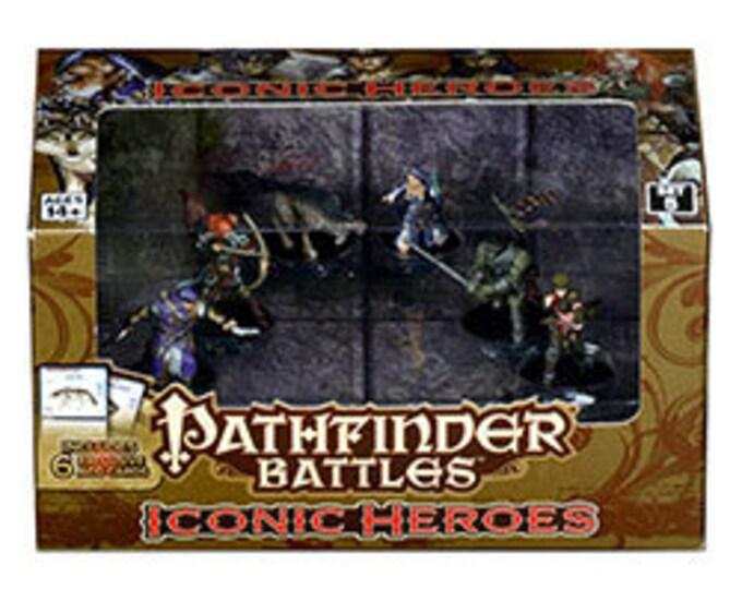 Pathfinder Battles: Iconic Heroes 5 Box - 71782 - WizKids