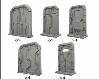 Terrain Crates: Battlezone - Starship Scenery - SS305 - Mantic Games