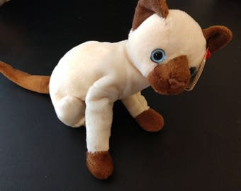 Snip the Cat - Ty Beanie Babies - 1996