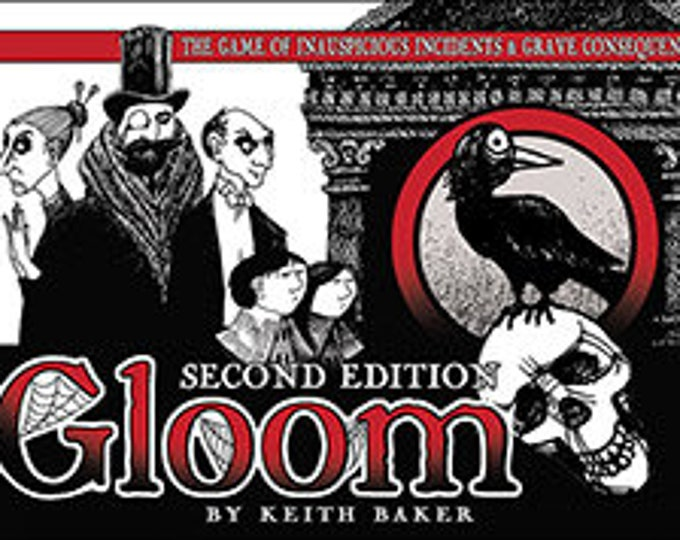 Gloom (2nd Edition) - Atlas Games