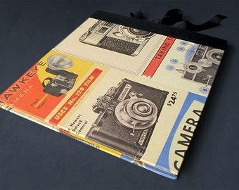 """87. CAMERAS-Album 10,43"""" x 9,60"""""""
