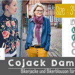 """eBook Bikerjacke """"CoJack"""" Damen"""