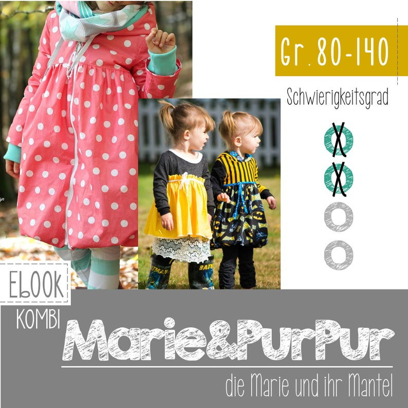 E-Book Kombi Marie  Erweiterung PurPur image 0