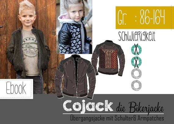 eBook Bikerjacke CoJack | Etsy